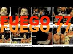 FUEGO 77, Canta Mary Perez, BE MINE
