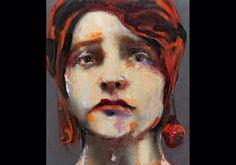 Lita Cabellut - Contemporary Artsit - Portrait