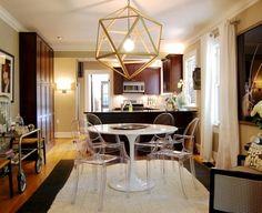 House Tour: Alyssa & Scott's Modern Boho Abode with a Sci-Fi Twist   Apartment Therapy