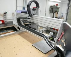 DIY CNC Machine called the Ripper - Hacked Gadgets – DIY Tech Blog