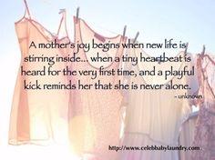 Inspirational Pregnancy Quotes #Pregnancy #PregnancyQuotes