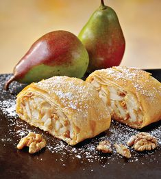 TF Tantra, Deserts, Sweets, Apple, Baking, Fruit, Recipes, Stollen, Food