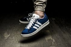 The adidas Originals x Bedwin Campus 80s is available at our shop now! EU 40 2/3 - 46 | 140,-€