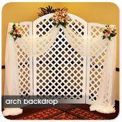lattice wedding backdrops - Google Search