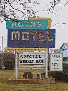 Koch's Motel -    Sabetha, Kansas