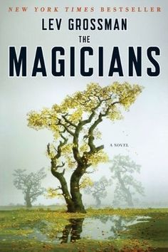 The Magicians. Cry derivative all you want — Lev Grossman's novel, hailed as Harry Potter for adults, is all that and more. Combine Narnia, Potter and your sullen, booze-fueled college existentialist phase, and you'll have the world of Quentin Coldwater, a high school senior from Brooklyn who finds himself enrolled at Brakebills College, where he studies to be a magician.
