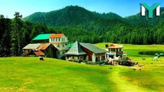 #DalhousieTour - The gateway to Chamba, in the north western #Himalayas, comprising #HimachalPradesh and the #Kangra district of the #Punjab is surrounded by lovely valleys and towering mounting. From the beautiful valley of #Kangra, the great #rock wall of Daular Dhar Mountains tower above the towns. In addition to nature lovers, adventurous people also love to visit #Dalhousie to enjoy activities such as #mountaineering, etc.