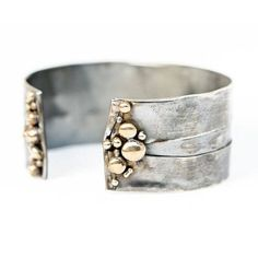 FREE SHIPPING Modern Sterling Silver Bracelet  by ChillsJewellery, $159.00
