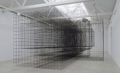 Antony Gormley's sculptures take over Galerie Thaddaeus Ropac in Paris | Art | Wallpaper* Magazine