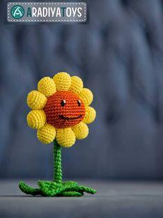 Plants vs Zombies Crochet Patterns