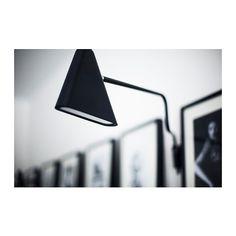 IKEA PS 2012 Lámpara pared - negro - IKEA