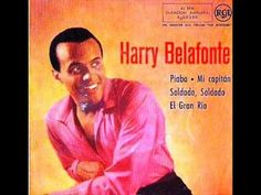 Happy 87th b'day to Monsieur Harry Belafonte!! Here's his first big hit from 1955 -  'Matilda' - I was HOOKED right off with the great Jamaican rhythms.