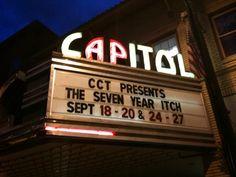 Capitol Theater Chambersburg PA