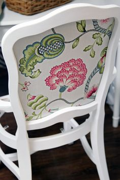 IHeart Organizing: Our Thrift Store Chair Project