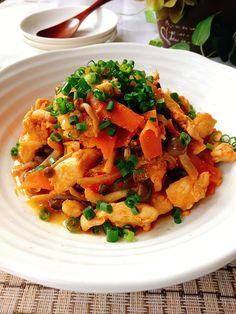 鶏ささみとしめじのコチュジャン味噌炒め by 津久井 美知子 (chiko) 「写真がきれい」×「つくりやすい」×「美味しい」お料理と出会えるレシピサイト「Nadia | ナディア」プロの料理を無料で検索。実用的な節約簡単レシピからおもてなしレシピまで。有名レシピブロガーの料理動画も満載!お気に入りのレシピが保存できるSNS。
