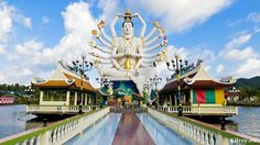 Treasured Temples in Thailand - Buddhism still plays a major role in traditional Thai culture and visiting a few of the Kingdom's magnificent temples offers a golden opportunity to learn more the place of spirituality in modern Thai society.  Read more: http://www.blog.luxuryvillasandhomes.com/treasured-temples-in-thailand/
