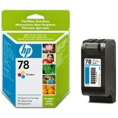 HP No.78 XL Tri-Color zamjenska tinta (C6578)   136,40 kn + PDV - Saznajte više klikom na sliku.