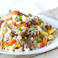 Fried rice is a quick, easy, thrifty comfort food you can pull together with whatever's in your fridge. Here are smart tips for best results.