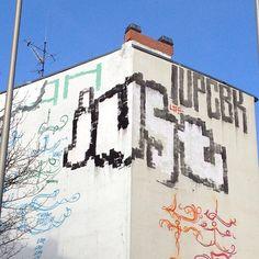 Just Wiener Str. #Berlin #Kreuzberg #streetart #graffiti #sputnika #instagram #multidimensional @justberlin