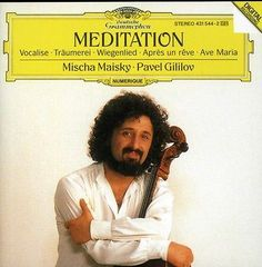 Meditation - #mischa #maisky #(1991, cd new),  View more on the LINK: 	http://www.zeppy.io/product/gb/2/371671677976/