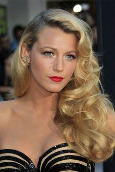Wavy side hair : La coiffure la plus sexy et classe du red carpet - Les Éclaireuses
