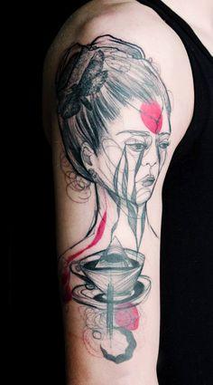 Dead Romanoff Tattoos - Amazing work