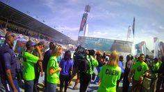 VIDEO Collen Makaza finishes Legends Marathon 2015 - Stadium