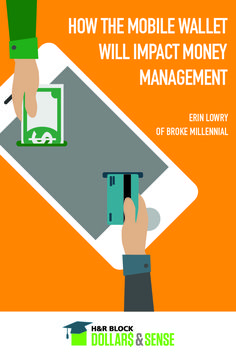 How the Mobile Wallet Will Impact #Money Management #education #finance