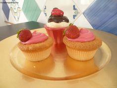#Cupcakes alla #fragola @guarnireipiatti