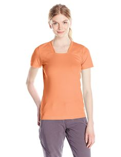 Royal Robbins Women's Kickback Micro-Rib Short Sleeve Top > Hurry! Check out this great item : Camping clothes