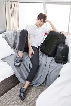 KimWooBin For merrellkorea Collection 2016 S/S CR :: merrellkorea