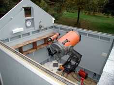 Observatory for a c14 - Get the credit you deserve, no loans needed for this DIY project