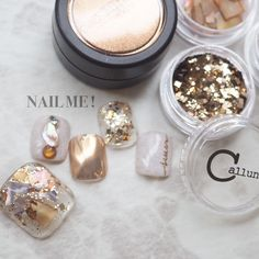 Fancy Nails Designs, Gel Designs, Toe Nail Designs, Toe Nail Art, Easy Nail Art, Acrylic Nails, Shellac Toes, Feet Nails, Feet Nail Design