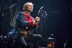 a conversation with Nick Cartell, who plays Jean Valjean in the national tour of LES MISÉRABLES