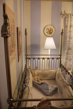 Peter Rabbit Themed Baby Room <3 !!!!!!!