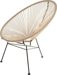 Sessel Acapulco - Stuhl - Taupe - La Chaise Longue kaufen? - Lilianshouse.de - Wohn- und Lifestylewebshop