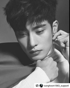 Sung Hoon. So freaking handsome ughhh