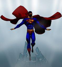 Superman by Carlo Barberi