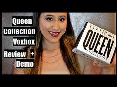 CoverGirl Queen Collection Voxbox Review + Demo   Gabrielle Guglielmelli