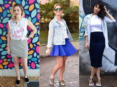 A nova moda do momento são os tênis slip on feminino, com eles é possível montar diversos looks super modernos! Veja 90 fotos de looks perfeitos!
