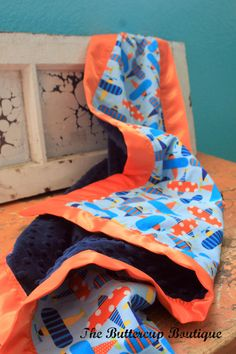baby blanket (boy)