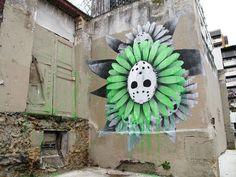 #ludo #streetart  LUDO