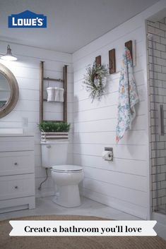 Explore some of our top brands for your bathroom including KOHLER, TOTO, American Standard, Jacuzzi and OVE Decors. Discover more at Lowe's! Master Bathroom, Home Remodeling, Toilet, Master Bath, House Remodeling, Flush Toilet, Master Bathrooms, Toilets, Master Bedroom
