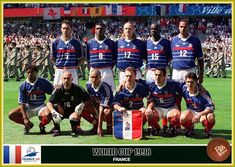 Fifa World Cup France, France Team, France 1, Fabien Barthez, David Trezeguet, France National Team, World Cup Teams, Thierry Henry, Fan Picture