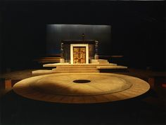 house of Atreus (set design)
