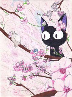 Jiji wants to see by ~mryoru