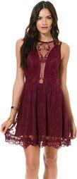 FOR LOVE & LEMONS LULU LACE DRESS > Sale   Swell.com