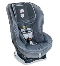 The Britax Marathon 70 is basically one step away from wrapping your baby in bubble wrap. It has a special technology to lower baby's center of gravity so she's less likely to propel forward in the event of a crash (very high-tech!). #registry