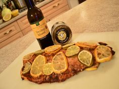 What to make for #dinner? Try my Baked #NapaValley Tres #Citrus #Balsamic #Salmon - it's quick, easy, delicious & #healthy! It's also featured on ifood TV today!  This show is brought to you by Wine Country Kitchens: http://WineCountryKitchens.com  * Subscribe to Cooking With Kimberly: http://cookingwithkimberly.com @CookingWithKimE #cwk