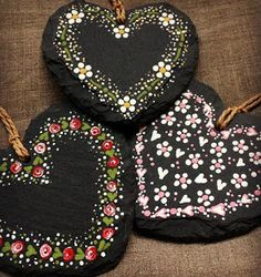 You Can Folk It!: How to paint on slate the right way